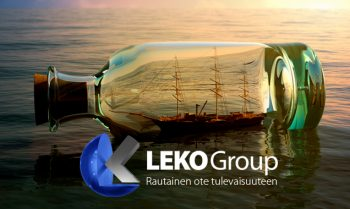 TK-VILMET AS PART OF THE LEKO GROUP