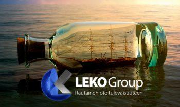 TK-Vilmet osana LEKO Groupia