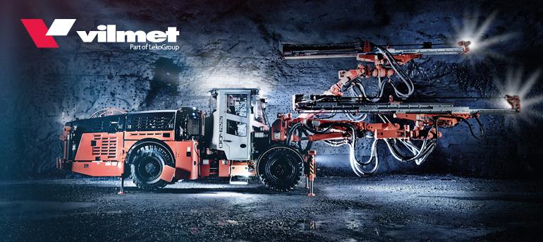 TK-Vilmet - Extractive industry