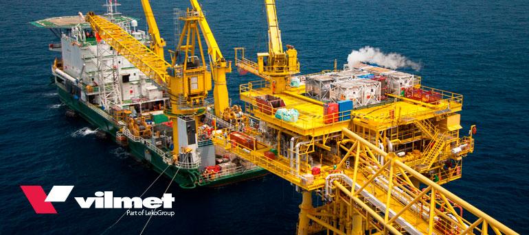 TK-Vilmet - Offshore industry
